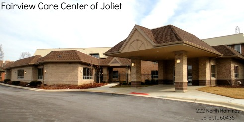 Fairview Care Center Joliet IL Address